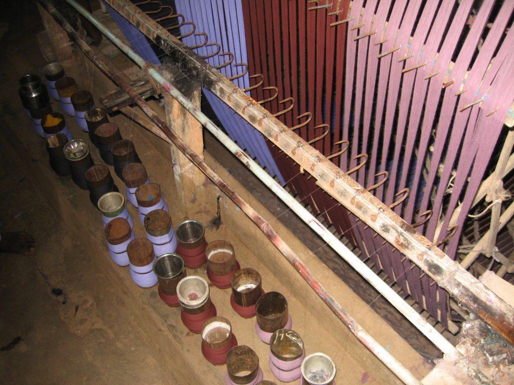 Handloom Weaving | Lungi | Handloom woven sarongs